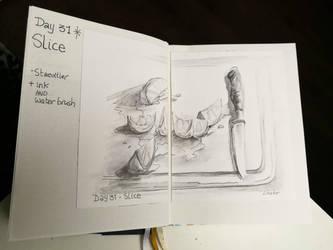 Day 31: Slice by Lineke-Lijn