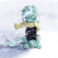 Snowy by hardbrony