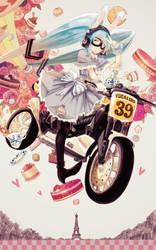 Usamimi Rider 39 by PureAZN