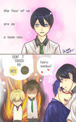 After i watch free! 11 by alexghostsan