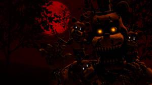 N.Freddy (fnaf sfm) by JR2417