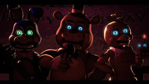 The Show is about to Start Folks (fnaf sfm) by JR2417