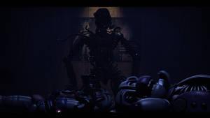 A New Skeleton (fnaf sfm) by JR2417