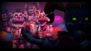 Circus of the Dead [REDO] (fnaf sfm) by JR2417