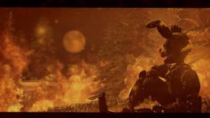 I See Fire [REDO] (fnaf sfm) by JR2417