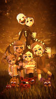 Our Happiest day (fnaf sfm) by JR2417