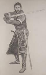 Brave Knight by MisaelRubio