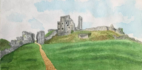Forgotten castle by MisaelRubio