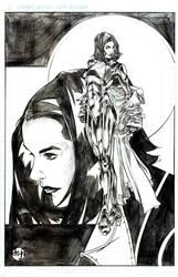 Jakita Wagner Commission by DrewEdwardJohnson