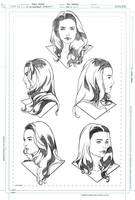 GI JOE Movie Art: Scarlett by DrewEdwardJohnson