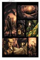 Midnight Society: The Black Lake Preview Page 3 by DrewEdwardJohnson