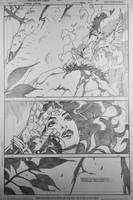 Sensation Comics 12 Pencils pg 2 by DrewEdwardJohnson