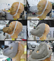 Oryx 1 of 6 - Sculpt by differentiation