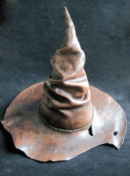 Wizzard Hat by differentiation