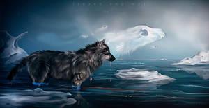 Frozen and Wet by wolfenwinter