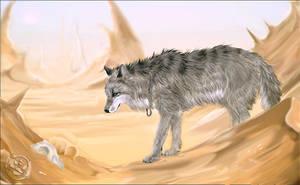 Badlands by wolfenwinter