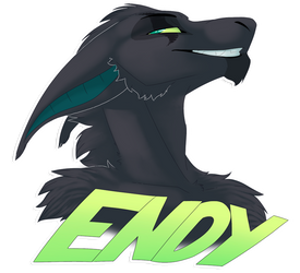 Endy Badge by Tsebresos
