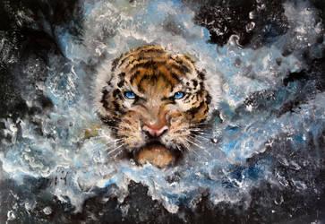 Tiger by LostLupus