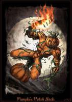 Pumpkin Patch Jack by graver13