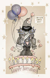 Pritty Party Assassin by graver13