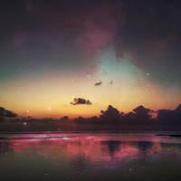 nebular sunset by september28