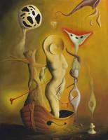 Birth of Venus by GiacomoColio
