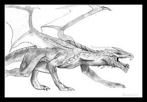Blood Dragon by 8TwilightAngel8