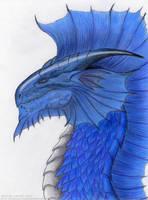 Majestic Dragon by 8TwilightAngel8