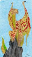 Hidecarved Dragon by 8TwilightAngel8