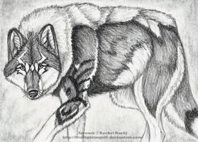 ACEO - Nadia by 8TwilightAngel8