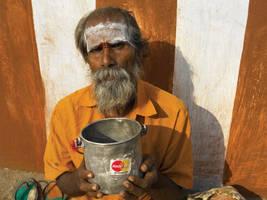 Brand Irony 4 - Beggar by sharadhaksar