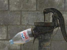 Brand Irony 8- Handpump by sharadhaksar