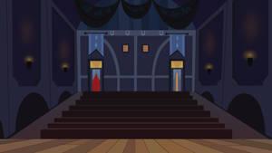 Ponyville Theatre - Interior by CobaltWinterborn