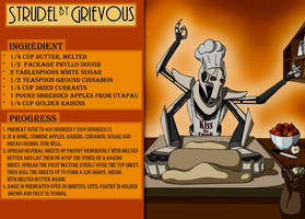 Cooking with Grievous by Feinobi