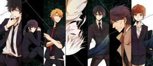 Psycho Pass Review by ApexNyanmaru