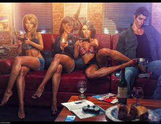 perils in gaming by artdude41