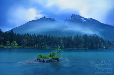 Mountain Ghosts by Dave-Derbis
