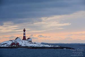 Landego Lighthouse by Dave-Derbis