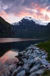 Geiranger Sunset by Dave-Derbis