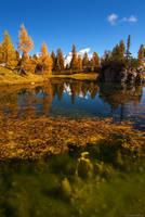 Lago Federa by Dave-Derbis