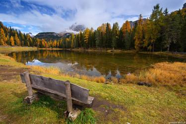 Autumn View by Dave-Derbis