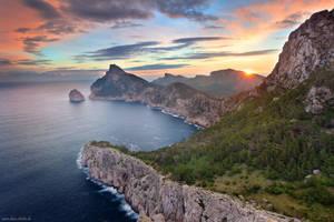 Cap de Formentor by Dave-Derbis