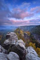 Autumn Symphony by Dave-Derbis
