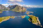 Reinefjorden by Dave-Derbis