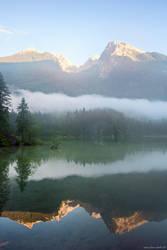 Mystic Mountain by Dave-Derbis