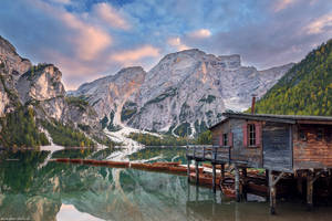 Pragser Wildsee by Dave-Derbis