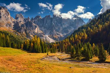 Val Venegia by Dave-Derbis