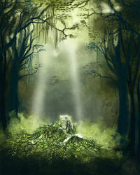 Green... by AlectorFencer