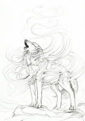 Unbound like the Wind by AlectorFencer