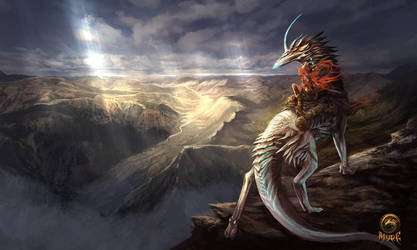 Through the lands by AlectorFencer